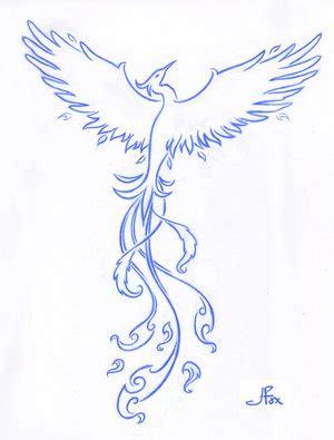 tribal phoenix tattoo meaning tribal designs ideah tattoomagz