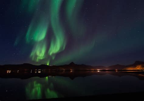 Northern Lights Distributors by Amazing Auroras Shimmer In