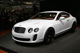 Bentley Continental Supersport Gt All Car Collections Bentley Continental Supersports