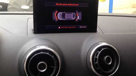 Audi Parking System by Audi Parking System 8v Youtube