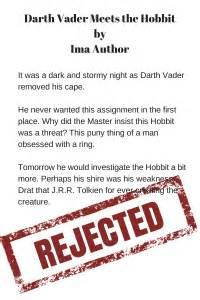 dreaded rejection letter editors write