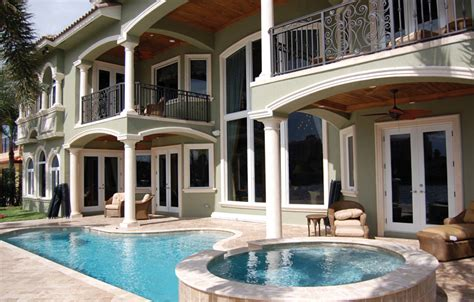 Buckman Heights Spanish Home Plan 106s 0059 House Plans Mediterranean House Plans With Pools