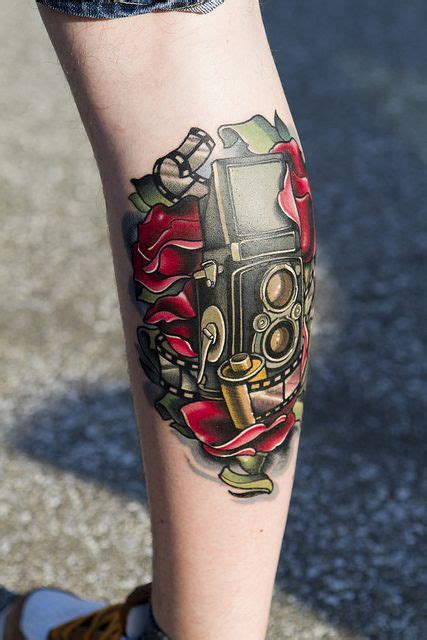 nashville ink tattoo rolleiflex by sideonecincy via flickr