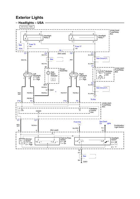 repair guides wiring diagrams wiring diagrams 14 of