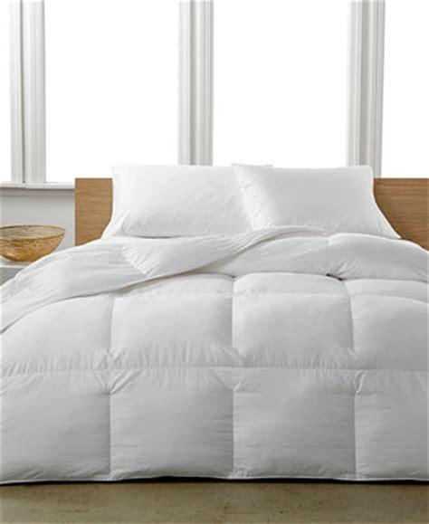 macys down comforters calvin klein almost down down alternative comforters