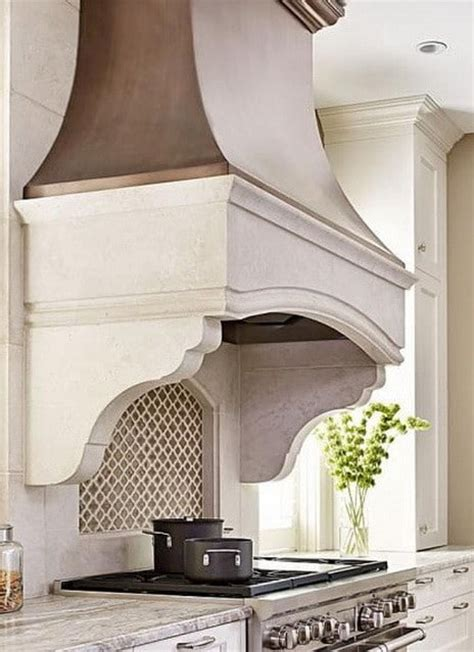 kitchen range hood designs 40 kitchen vent range hood designs and ideas