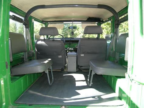 fj40 jump seats jump seats with and without legs ih8mud forum