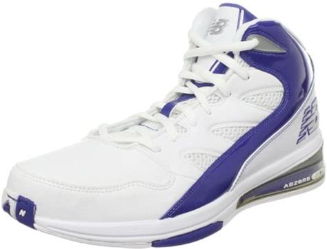 new balance basketball shoes new balance bb891 performance basketball shoe in blue for