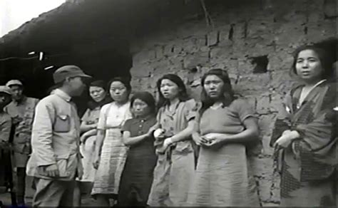 comfort women testimonies first filmed evidence of comfort women found in us