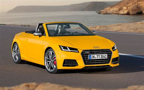 Audi Tts Roadster by 2015 Audi Tts Roadster Wallpaper Hd Car Wallpapers Id