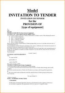 cover letter for tender sample letters ebook database