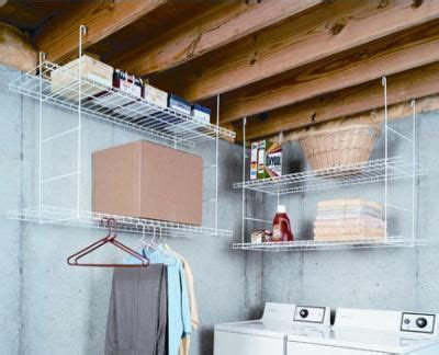 if your laundry is in an unfinished basement you can still