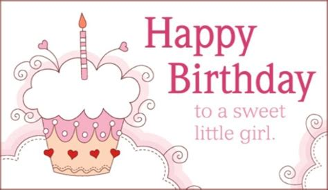 printable happy birthday card girl free sweet girl ecard email free personalized birthday