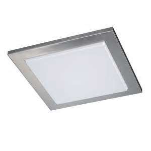 square lighting fixtures philips 30207 roomstylers energy efficient square flush