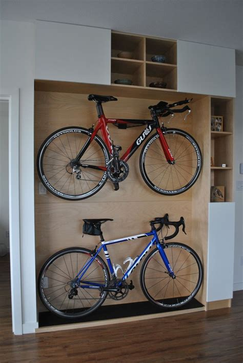 indoor bike storage ideas the 25 best indoor bike storage ideas on pinterest