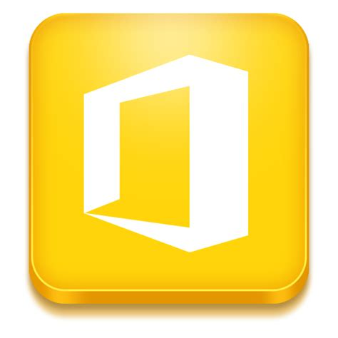 Microsoft Office Icon by Office 2013 Icon Microsoft Office 2013 Iconset Iconstoc