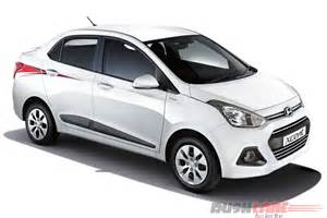 new xcent car hyundai xcent 20th anniversary edition launch price inr 6