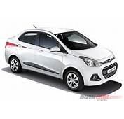 Hyundai Xcent 20th Anniversary Edition Launch Price INR 625 Lakh