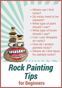 painting rock animals nativity sets more rock