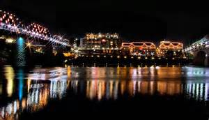 chattanooga lights my hometown chattanooga tn southern