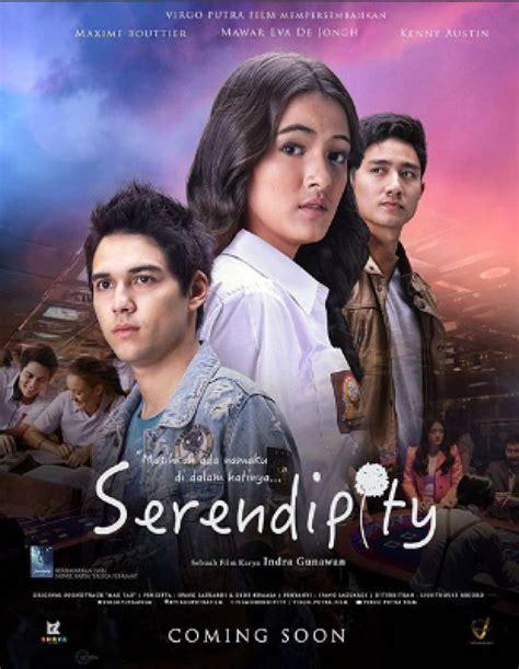 film layar lebar coming soon novel serendipity diangkat ke layar lebar dibintangi