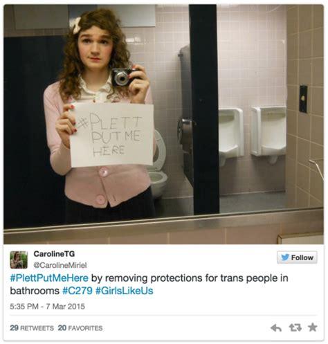 what bathroom should a transgender use jennifersometimes gaywrites the canadian senate the
