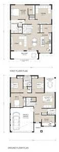 Upside Down House Floor Plans by Upside Down Living Home Design Double Storey Design