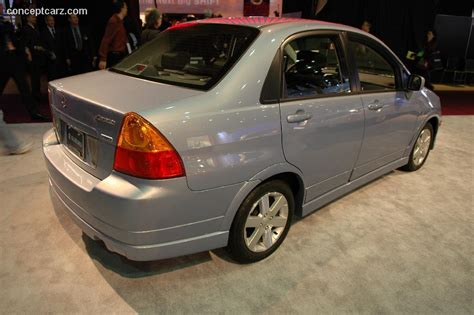 2006 Suzuki Aerio Review 2006 Suzuki Aerio Review Top Speed