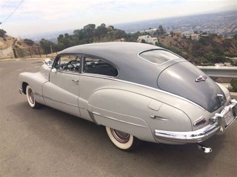Buick Coupe For Sale 1948 Buick Roadmaster Sedanette Coupe Classic Buick