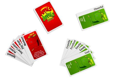 Apples To Apples Template Card by Apples To Apples Cards