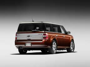 Ford Flex Wiki File 2009 Ford Flex One Quarter Perspective Jpg