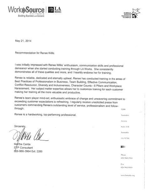 Recommendation Letter Là Gì Letters Of Recommendation Ceebs