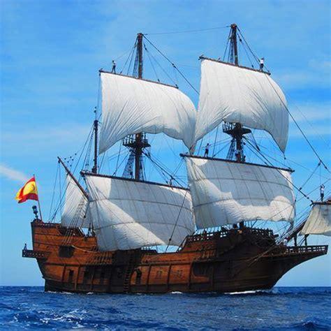 imagenes de barcos antiguos galeones elgaleon8 barcos galeones navios embarcaciones yates