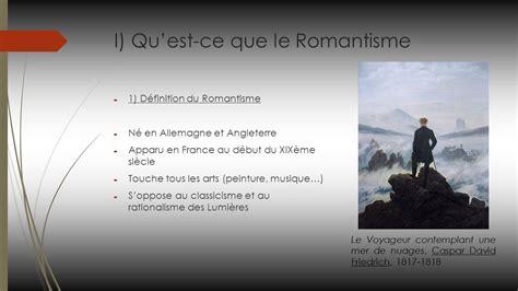 theme romantique definition la po 233 sie romantique du 19 232 me si 232 cle ppt t 233 l 233 charger