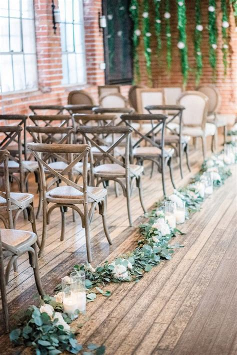 Top 10 Wedding Aisle Decoration Ideas to Steal   Page 2 of