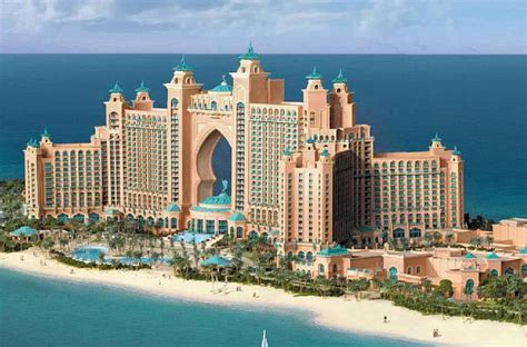 hotel atlantis the luxury atlantis palm hotel in dubai found the world