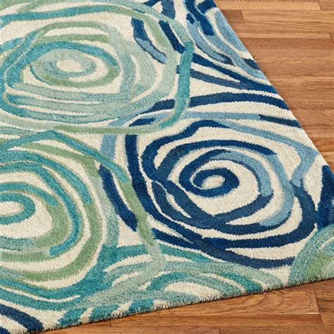 cool rug rambling rose abstract floral area rugs by liora manne