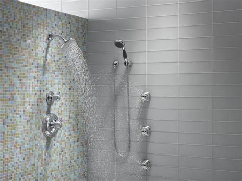 bathtub in shower shower faucets bathtub plumbing bathroom fixtures