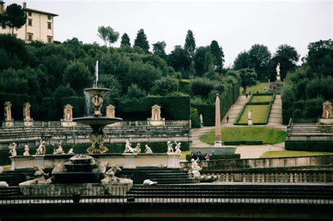 Garden City Eyecare lush boboli gardens in the of florence italy