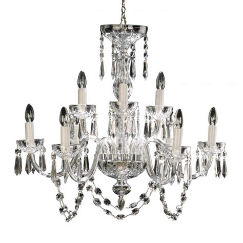 Waterford Lismore Chandelier Waterford Lismore 9 Arm Chandelier
