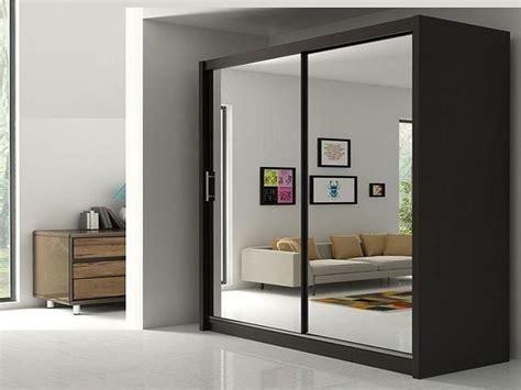 german sliding wardrobe  full mirrored doors ready