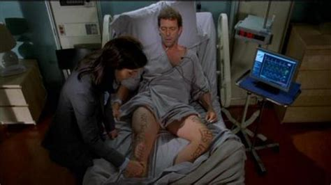 In Which Episode Did We Not See The Scar On House S Leg The House M D Trivia Quiz Fanpop