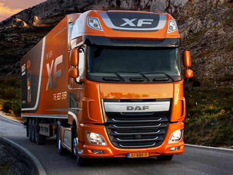 de truck daf xf 6 d 233 truck voor lange afstanden