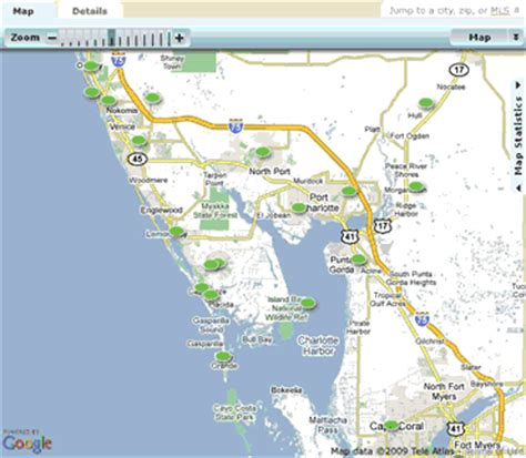 Florida Real Property Records Map Search