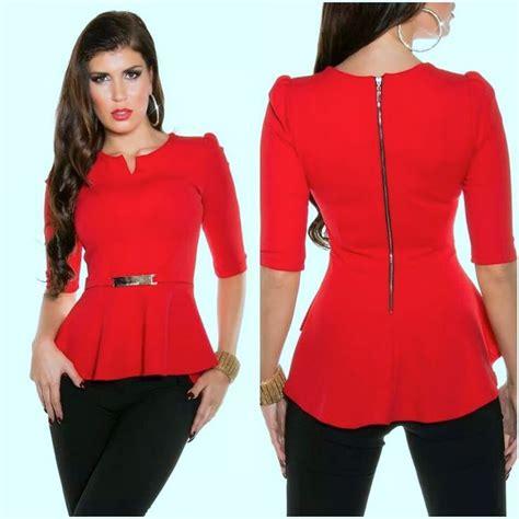 estilos de blusas estilos de blusas para crear outfits formales clothes