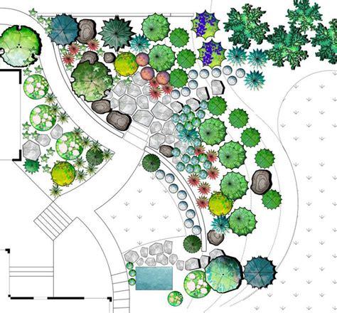 Design A Garden Layout Landscape Design Ashworth Landscape Design Studio