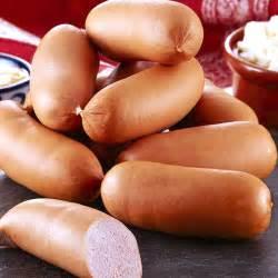 Sausage Gift Baskets Stiglmeier Knackwurst M Knoblauch 1lb Garlic Sausage Frozen
