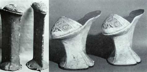 who invented the shoe the ancient origins of high heels once an essential
