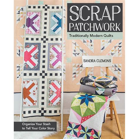 Patchwork System - scrap patchwork quiltcut2 fabric cutting system