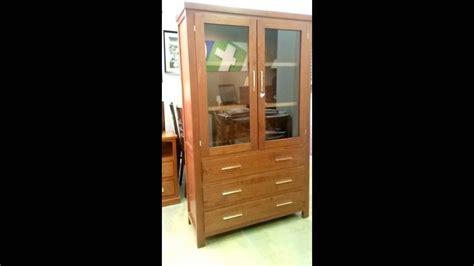 vitrina de madera  salones modernos tudecoracom